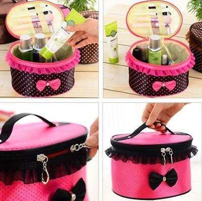 Toiletry New Bag Organizer Travel Makeup Cosmetic Pouch Case Women Multifunction