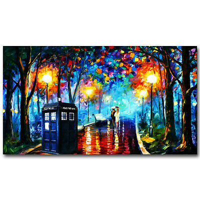 Doctor Who Hot TV Series Silk Poster Art Print 13x20 32X48inch 017