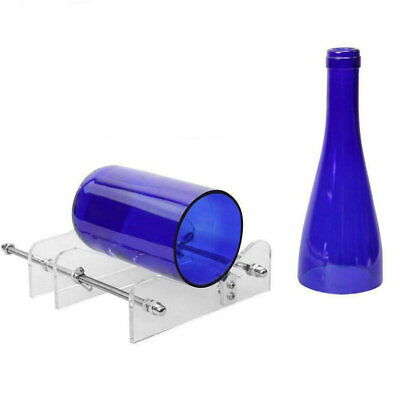 NEW Glass Bottles Cutter Wine Beer Bottle Jar Machine DIY Handmade Cutting Tool