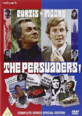 The Persuaders!: The Complete Series - [ITV] - [Network] - [DVD] -  CD PYLN The