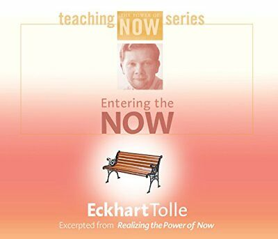 Entering the Now (Teaching the Power of Now Series) by Tolle, Eckhart CD-Audio