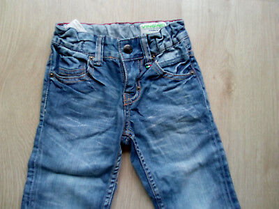 11f035a24be753 VINGINO JEANS, COOLE Waschung, viele Flicken, Gr. 10 (140) - EUR 8 ...