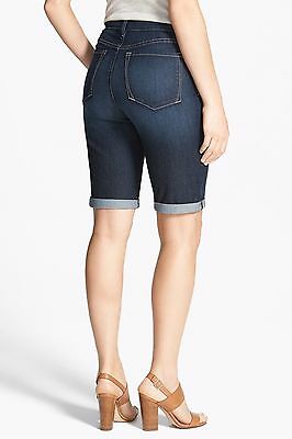 NWT NYDJ Not Your Daughters Jeans INDIGO Medallion Slim Straight Plus Size