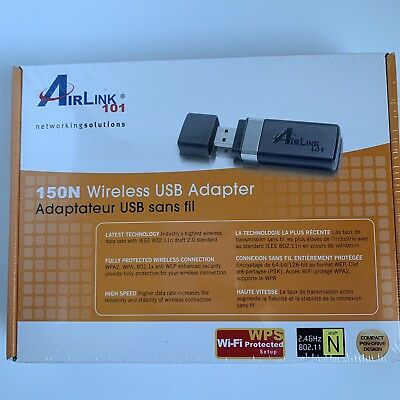 AIRLINK101 USB WIRELESS AIRLINK 101 AWLL3055 WINDOWS DRIVER DOWNLOAD