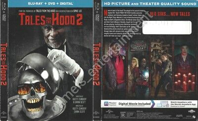 Tales from the Hood 2 (SLIPCOVER ONLY for Blu-ray)