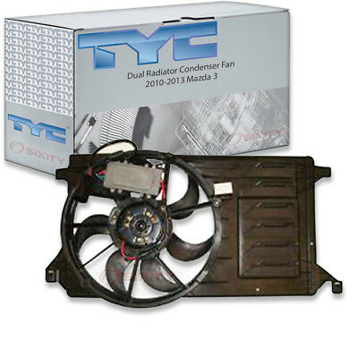 Replacement Parts TYC 622970 Replacement Cooling Fan Assembly for