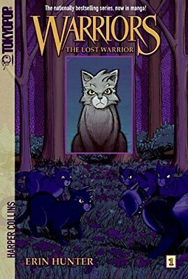 Warriors: The Lost Warrior (Warriors Manga) by Hunter, Erin Book The Cheap Fast