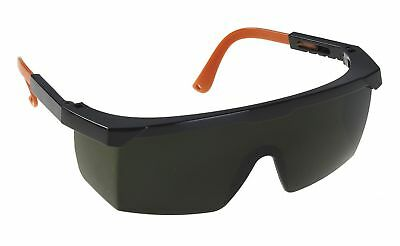 Portwest PW68 Welding Safety Eye Screen Spectacles Glasses Eye Wear Protection