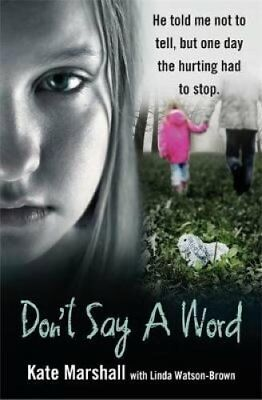 Don't Say A Word by Kate Marshall 9781786069269 (Paperback, 2018)