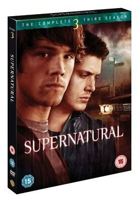 Supernatural - The Complete Third Season DVD