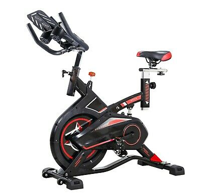 Spin Bike Home Training Indoor Spinning Exercise Bike Free Workout Program