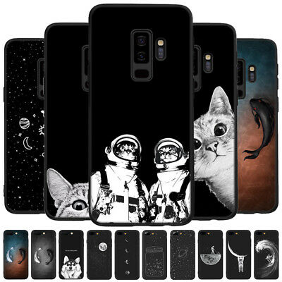 Soft TPU Silicon Rubber Ultra Thin Case Cover For Samsung Note 9/S9+/S8+/S7 Edge