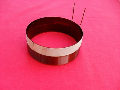 Cerwing Vega SWA 121A 8 Ohm Voice Coil. Speaker Parts.