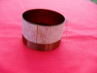 "Electro Voice Force 10"", 12"", 15"", 4 Ohm Voice Coil. Speaker Parts."