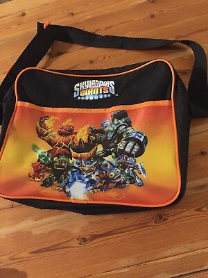 Official Skylanders Giants Shoulder Messenger Bag Back to School Sports Bag a2998f4144271