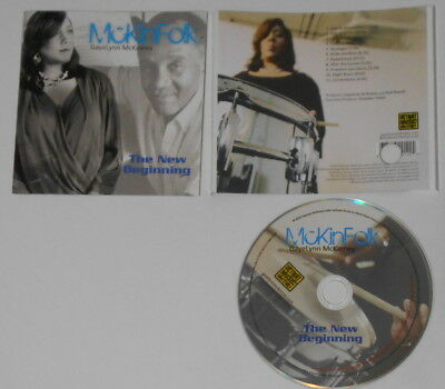 Gayelynn McKinney McKinfolk - The New Beginning  - U.S. cd