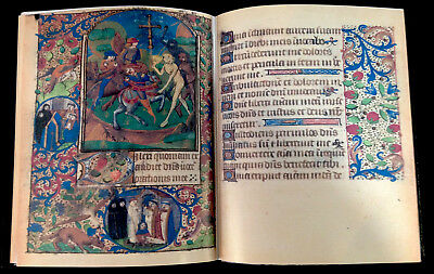 Catholic Church - Book Of Hours Use Of Orléans, 1490