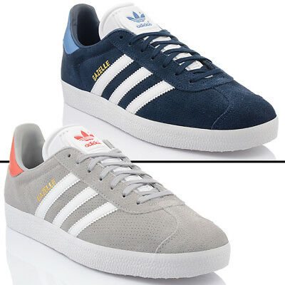 buy popular 2873a 30bc0 Chaussures Neuves Adidas Gazelle Hommes Exclusif de Sport Baskets Loisirs