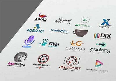 Professional Custom Logo Design For Business Unlimited Revision Graphics