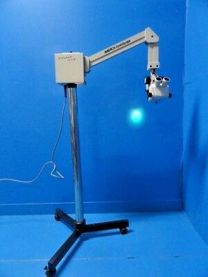 Wallch Surgical Devices ZoomScope Colposcope W/ overhead Suspension Arm ~16666