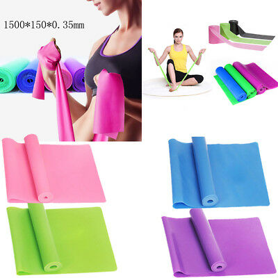 Stretch Bands Eco-friendly Odorless Sturdy Resistance Bands Fitness Bands