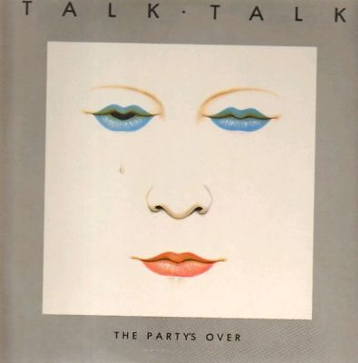 Talk Talk The Partys Over EMI Music Vinyl LP