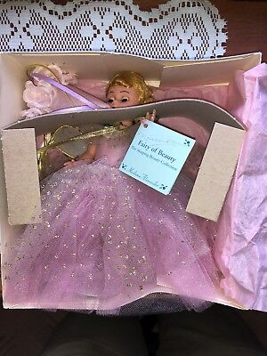 Madame Alexander Vintage Doll FAIRY OF BEAUTY #13620 NRFB Perfect Condition RARE