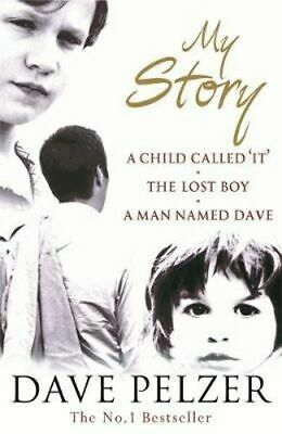 NEW My Story By Dave Pelzer Paperback Free Shipping