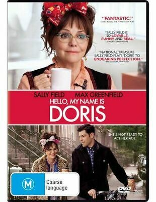NEW Hello, My Name is Doris DVD Free Shipping