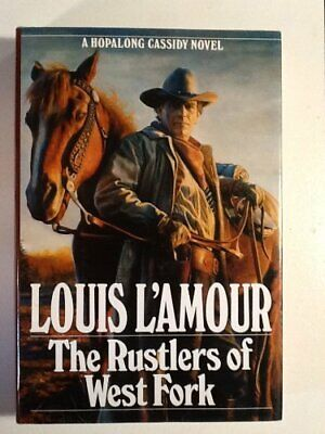 The Rustlers of the West Fork by L'Amour, Louis Book The Cheap Fast Free Post