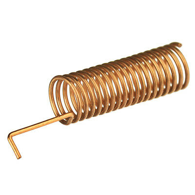 10PCS//Lot 433MHZ 3DBI Helical Copper Antenna for Arduino Remote Control ZB  H2