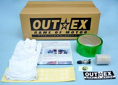 Spoke Wheel Tubeless Kit 17,18,19×2.15 OUTEX