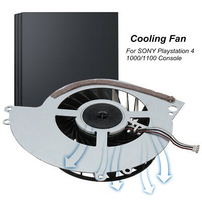Internal Cooling Fan Replacement Repair Part For Playstation 4 PS4 1000/1100