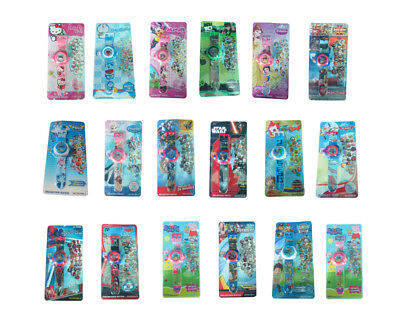 Childrens Toys Digital Projection Watch Projected character image gift toy watch