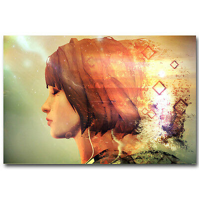 Life Is Strange Game Art Canvas Poster Prints 8x14 32x57 inch Home Decoration