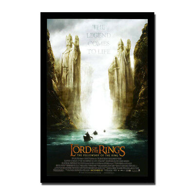 The Lord Of The Rings Movie Art Silk Canvas Poster 13x20 24x36''