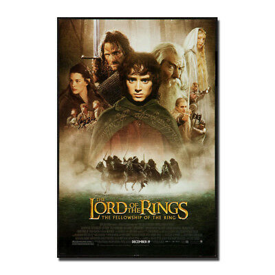 THE LORD OF THE RINGS POSTER Legolas RARE NEW 1218-3