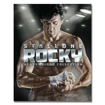 Rocky Balboa Sylvester Stallone Movie ART SILK POSTER 13x16 32x40inch J055