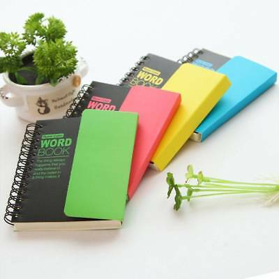 Portable Vocabulary Notebook Pocket Diary Memo Notepad Journal Planner Note Pad