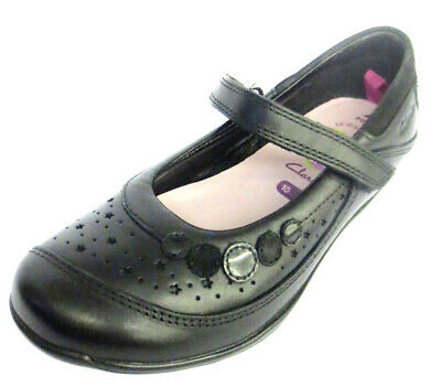 a6699f345ee13 GIRLS CLARKS SCHOOL/FORMAL Shoes Daisy Glam - $18.77 | PicClick