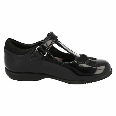 Girls Clarks Trixi Bell Formal/School Shoes G -Fitting