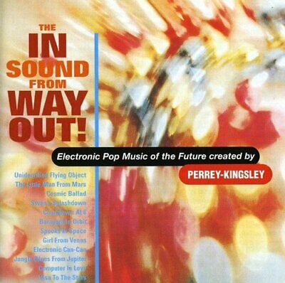 Gershon Kingsley - The In Sound From Way Out! - Gershon Kingsley CD BAVG The The
