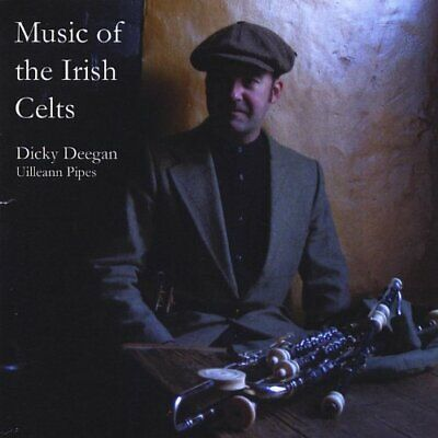 Dicky Deegan - Music of the Irish Celts - Dicky Deegan CD UEVG The Cheap Fast
