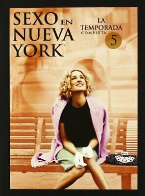 Sexo En Nueva York - Temporada 5 [Import espagnol] - DVD  9GVG The Cheap Fast