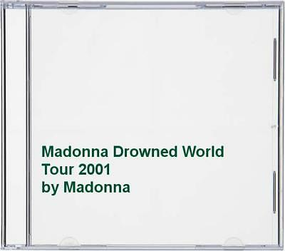 Madonna - Madonna Drowned World Tour 2001 - Madonna CD 14VG The Cheap Fast Free