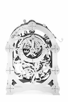 Time For Machine Timer Clock 3D Metal Model Mechanical Puzzle Self Assembly Kit