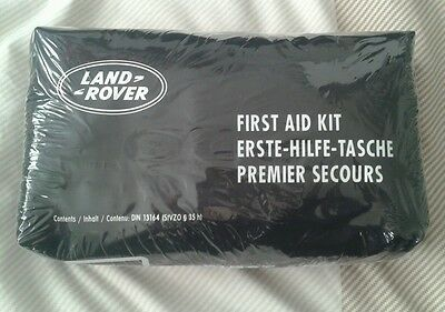New Genuine Land Rover First Aid Kit Sport Discovery Evoque Freelander