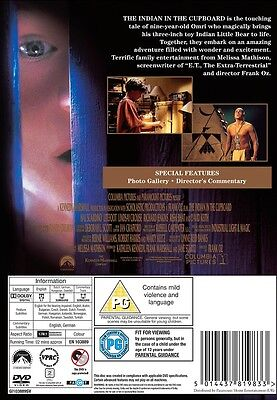 The Indian In The Cupboard Garbage Pail Kids For Region 2 Dvd New