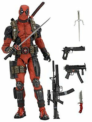 1/4th Scale Marvel Deadpool Action Figure by Neca