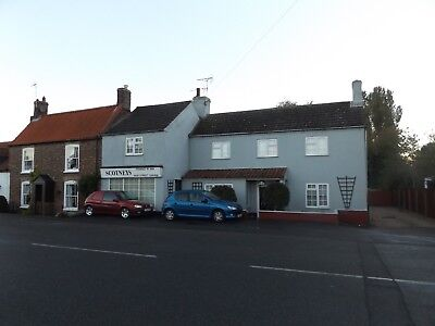 3 Bed House With Shop And 3 Bay Workshop